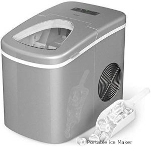 Portable ice makers