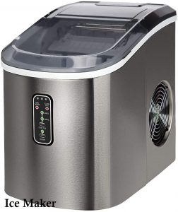 How Does A Portable Ice Maker Work How To Clean Your Ice Maker