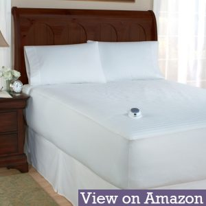 Soft Heat Electric Mattress Pad