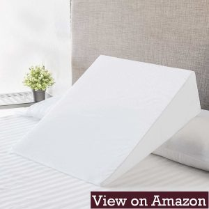 Ultra Soft Multi Use Bed Wedge Foam Pillow